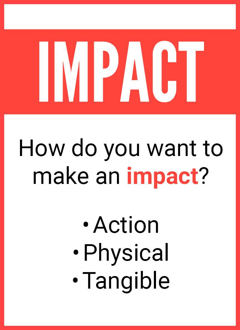 Impact Card